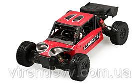 Багги песчанная 1:14 LC Racing DTH бесколлекторная (красный)