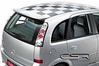 Спойлер Opel Meriva A