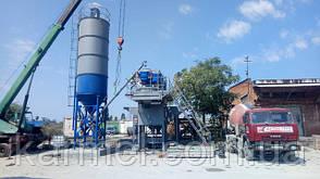 Мобильная бетоносмесительная установка МБЗУ-15С г.Ужгород