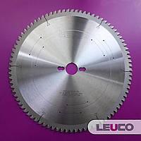 Дисковая пила Leuco для обработки Solid Surface и твердых плитных материалов 303х3,2х2,5х30 Z=84