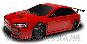 Шоссейная 1:10 Team Magic E4JR Mitsubishi Evolution X (красный)