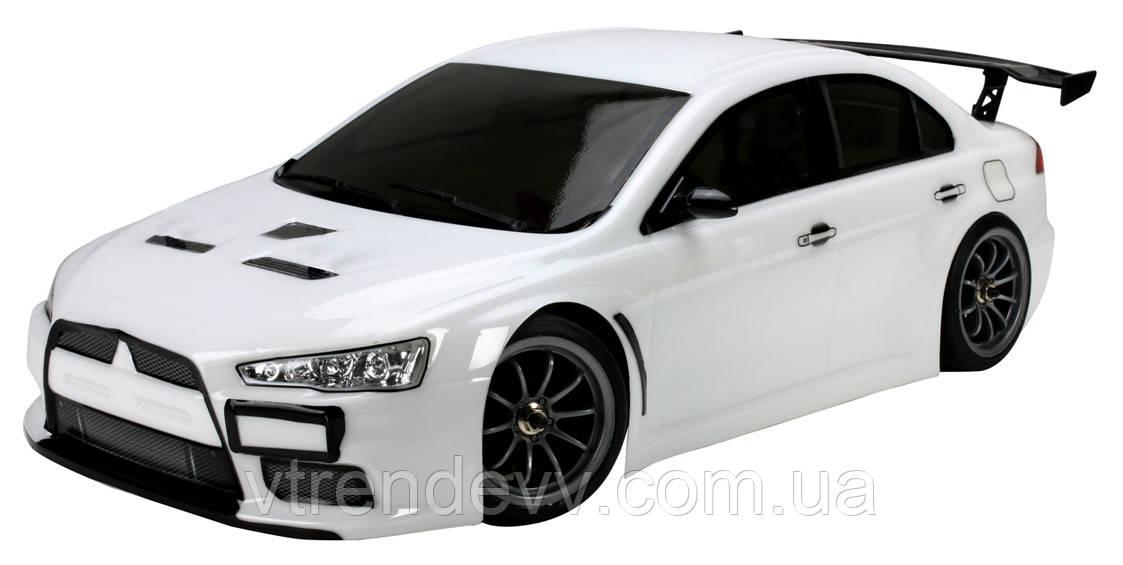 Шоссейная 1:10 Team Magic E4JR Mitsubishi Evolution X (белый)