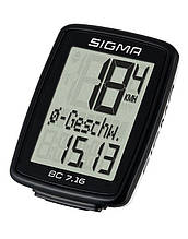 Велокомпьютер Sigma Sport BC 7.16 (LIS716)