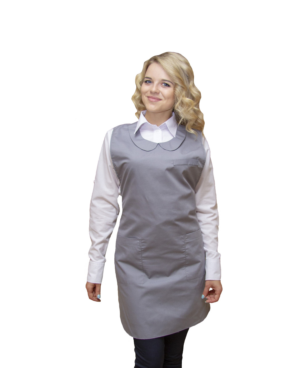Фартух-плаття для покоївки під замовлення