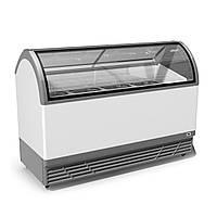 Морозильная витрина для продажи весового мороженого JUKA M600Q