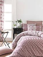 Комплект постельного белья LIGHT HOUSE 200х220 ranforce ALIZE розовый