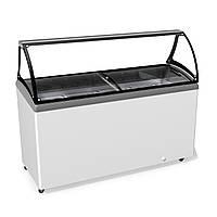 Морозильная витрина для продажи весового мороженого JUKA M600SL