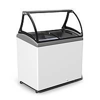 Морозильная витрина для продажи весового мороженого JUKA M300SL