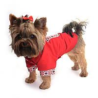 Рубашка для собак Вышиванка