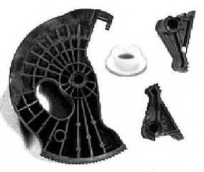Ремкомплект сцепления (00895) Metalcaucho