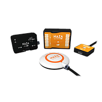 Компактная проектная система автопилота MULTIROTOR NAZA-M V2(EU)(with intergrated GPS)