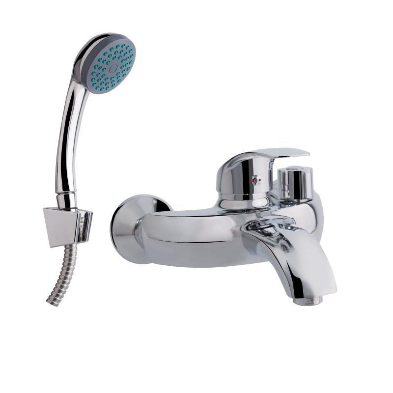 Смеситель для ванной SW G-Ferro Mars 006-40 NEW