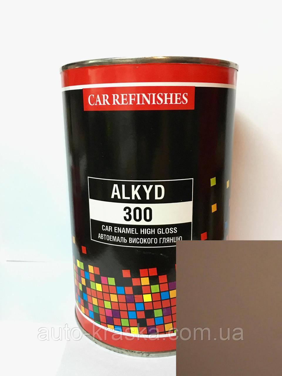 Автоэмаль алкидная 1л  Темно-бежевая 509 CS System Алкид - 300