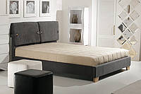 """Кровать 1,6 """"Феллини"""" (мисти грей-сапфир)"""