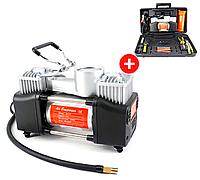 Автомобильный компрессор  12В, Сylinder  Air Compressor 105 4х4, фото 1