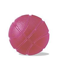 М'яч-еспандер Ridni Relax силіконовий легкий рожевий , фото 1