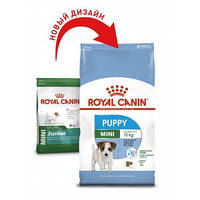 Royal Canin (Роял Канин) Mini Puppy корм для щенков 2-10 месяцев, 4кг
