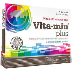Вітаміни Olimp Vitamin Plus 30 caps
