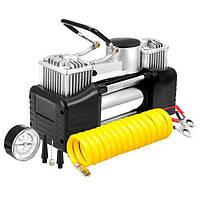 Автомобильный  поршневой компрессор 12В, Сylinder  Air Compressor 105 4х4