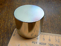 Магнит неодимовый 110кг 45х35, фото 1