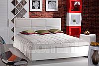 """Кровать 1,6 """"Парма"""" (КЗ белый)"""
