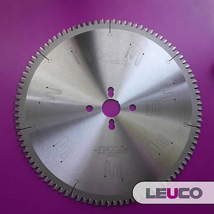 300x3,2x2,5x30 Z=98 Пильный диск Leuco для алюминиевого профиля (геометрия G7), фото 2