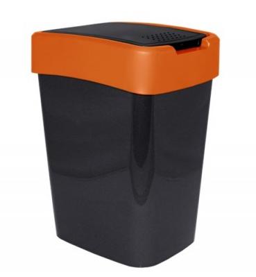 "Ведро для мусора ""Евро"" Алеана 45л (цвет 3)"