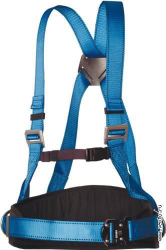 Удерживающая привязь Венто «Высота 040» 2 (ФАСТ, кушак с плечевыми лямками) vst 040 2