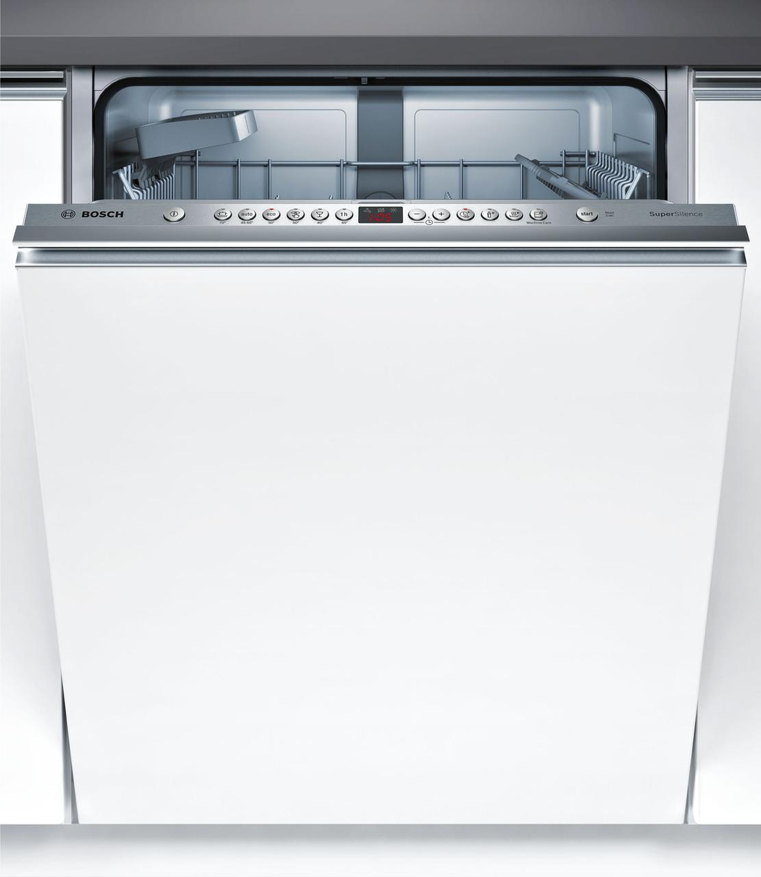 Посудомоечная машина встраиваемая Bosch SMV46IX14E, фото 1