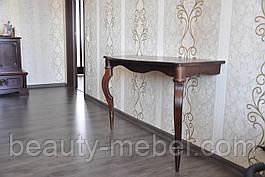 Пристенный консольный столик, приставная консоль.
