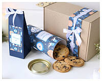Подарочный набор Синий