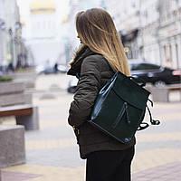 Кожаный рюкзак трансформер  ss258459