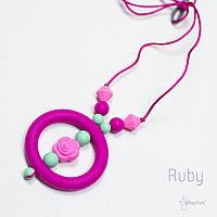Силиконовые слингобусы Ruby BABY MILK TEETH