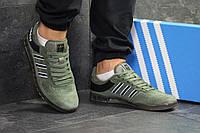 Сертифицированная компания Подробнее. 820UAH. 820 грн. В наличии. Замшевые  мужские кроссовки Adidas - кеды адидас хаки   чоловічі кросівки адідас (Топ  ... 2f2eda0b2bcfb