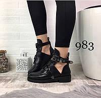 Стильные женские ботиночки , фото 1