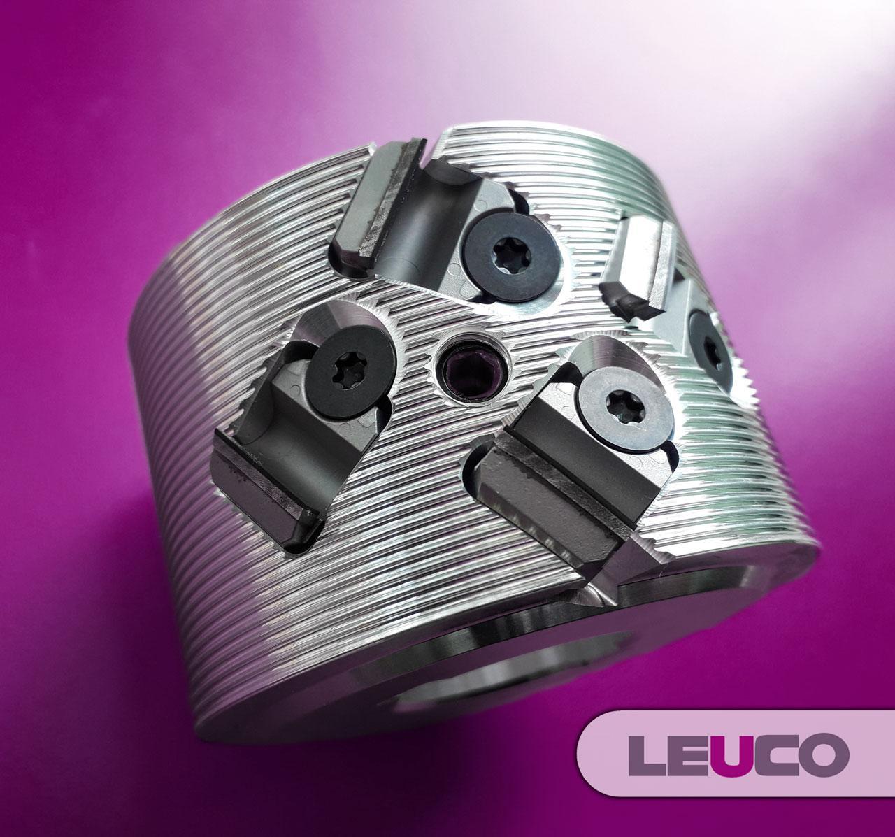 Алмазная фреза для прифуговки под кромку LEUCO DIAMAX SmartJointer airFace DP (для станков SCM ME-28, ME-35)