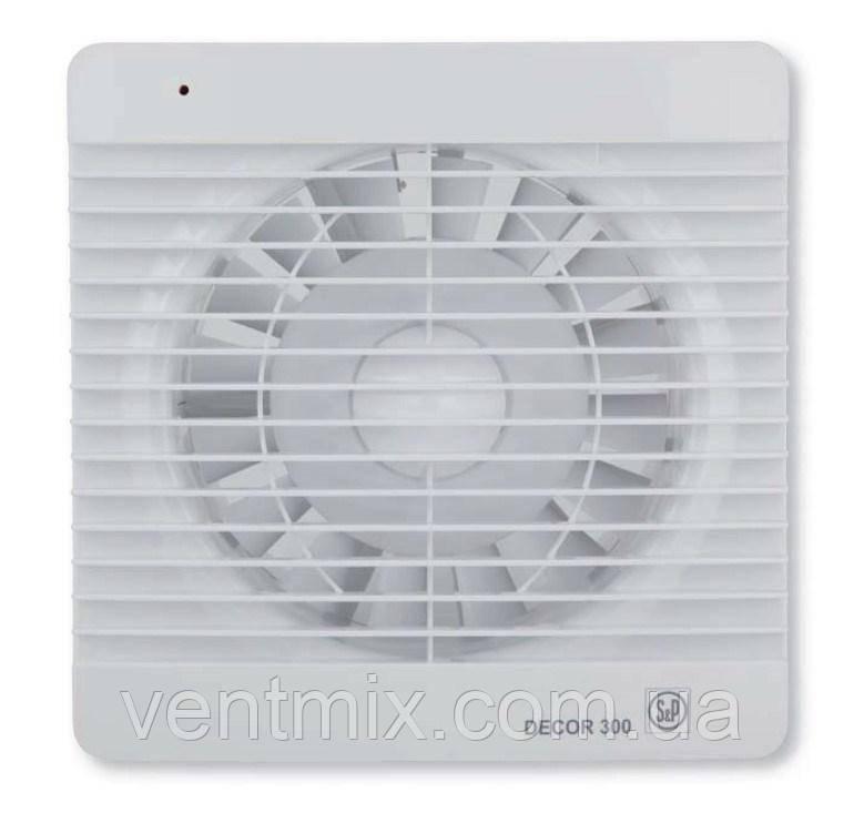 Вентилятор вытяжной DECOR-300 C