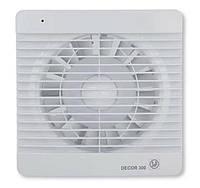 Вентилятор вытяжной DECOR-300 C, фото 1