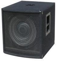 """Пасивний сабвуфер City Sound CSW-15B, 15 """", 600/1200 Вт, 8 Ом"""