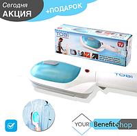 Ручной отпариватель TOBI (Steam Brush) | отпариватель Тоби для одежды | паровой утюг | пароочиститель
