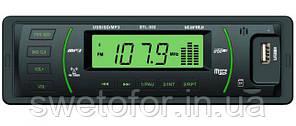 Авто-магнитола STARLITE STL-302 Black/Green USB/SD ресивер