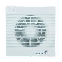 Вентилятор вытяжной DECOR-200 CR