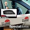 Бронепленка на стекло авто LLumar SA 50 C SR PS 8 1.524 m
