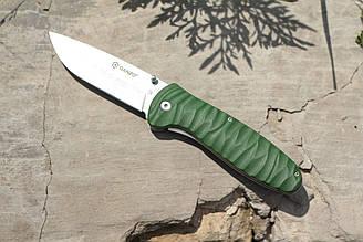 Туристический нож Ganzo Green G6252-GR