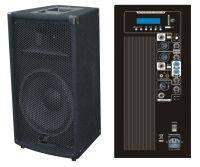 """Активна акустична система City Sound CS-112A 12 """"+1"""", 250/500 Вт"""