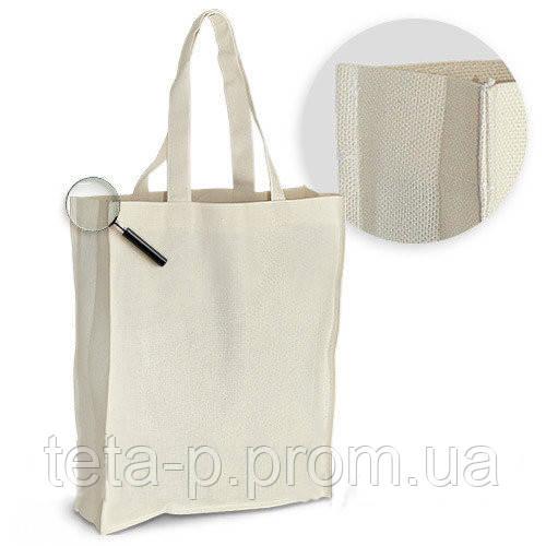 Эко-сумка с дном 35х10х42 см.