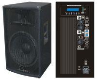 """Активна акустична система City Sound CS-115A 15 """"+1"""", 350/700 Вт"""