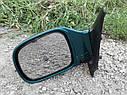 Зеркало заднего вида левое Nissan Vanette Serena C23 1994-2001г.в. зеленое (обрезанные провода), фото 5