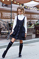 Сарафан на девочку в школу № 381 kiir