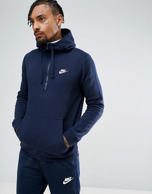 f1b6398b Толстовка Nike M Nsw Hoodie Hz Flc Club 812519-451 (Оригинал) - Football